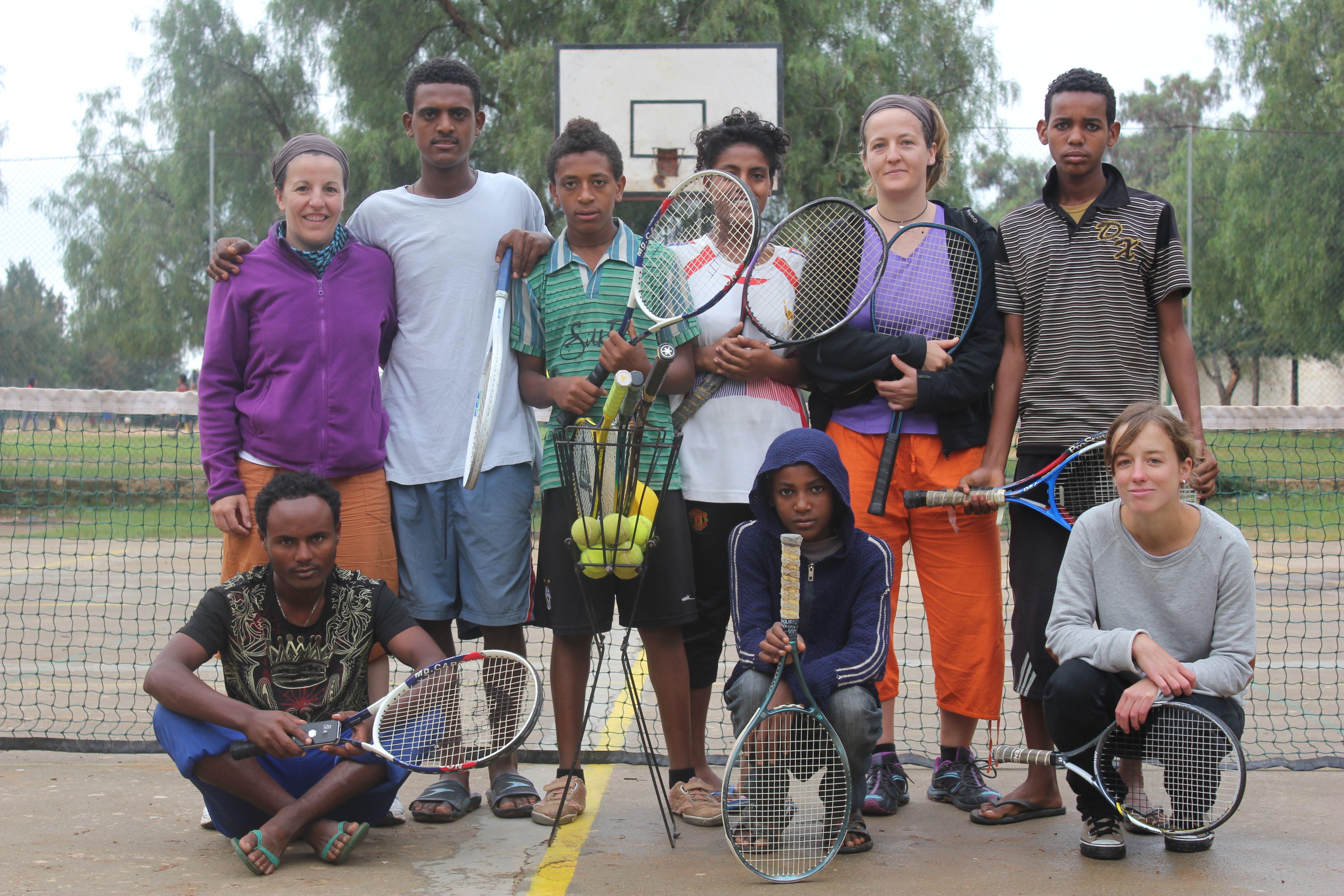 Escuela Tenis II