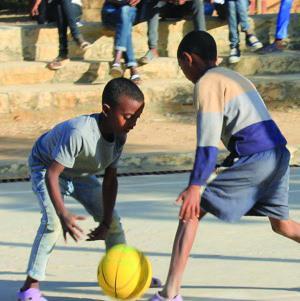 Proyecto pistas de basket y eventos deportivos 2019