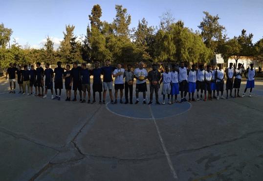Wukro basket school